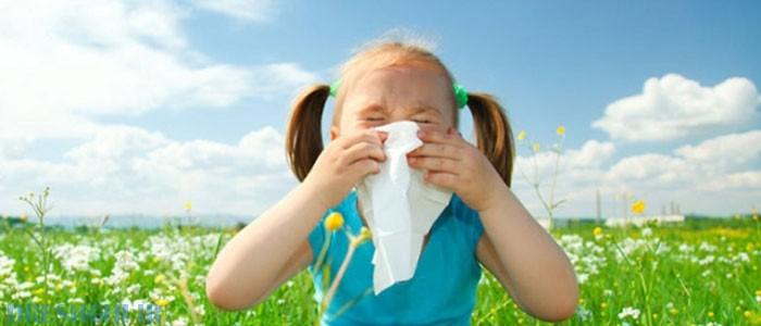 بیماریهای آسم، آلرژی و گوارش