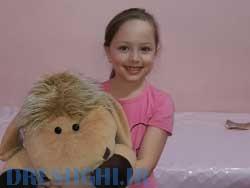 هلن سیدی، ۶ ساله